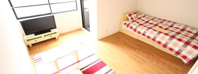 セミシングルベッドのベッドサイズと特徴について