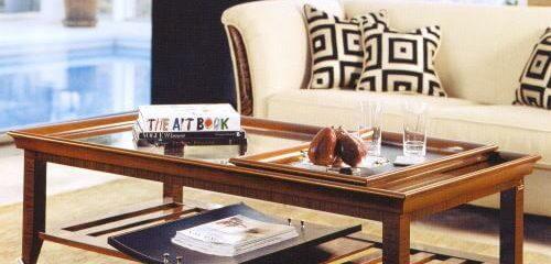 リビングテーブル&ソファで部屋を広く見せる工夫を!