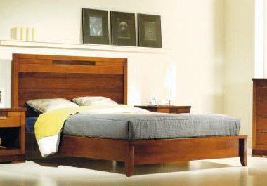 余計な物を減らすシンプルなベッドルームコーディネート