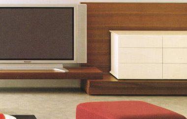実用性を考慮したテレビボードのコーデテクニック