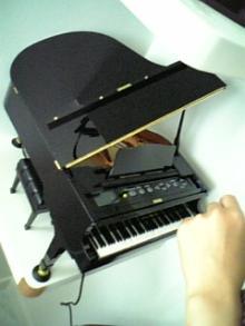 自宅でピアノコンサート♪