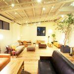 FLANNEL SOFA名古屋本店ショールーム