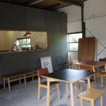 FLANGE plywood ショールーム