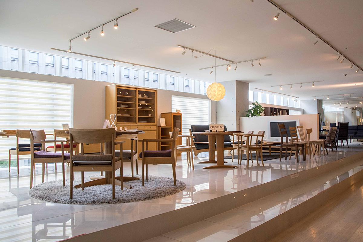 飛騨産業 飛騨の家具館福岡