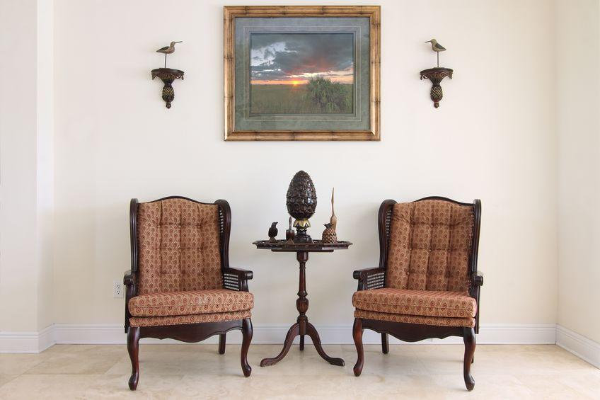 欧米スタイルなクラシックインテリアの魅力と家具の選び方2