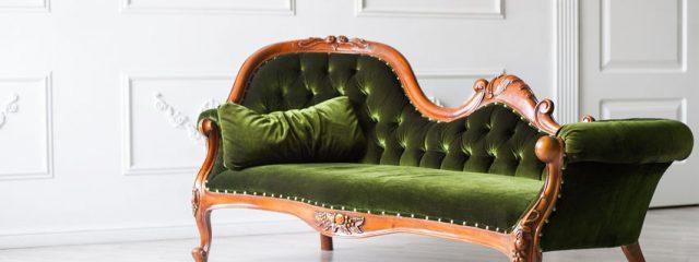 アンティークソファを買う前に知っておくべき事