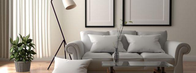 憧れの大きいソファ!部屋の広さから考えるソファのサイズについて