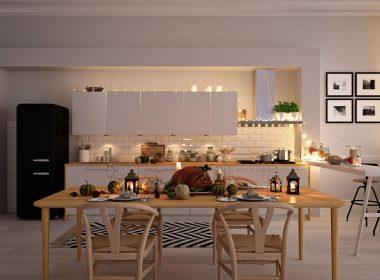 キッチンをキッチキチンに良い空間にするための風水