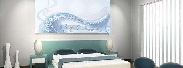 寝室コーデに欠かせない布団デザインを考慮したインテリア