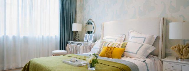 寝具でもコーディネートを楽しむ!布団襟カバーの選び方