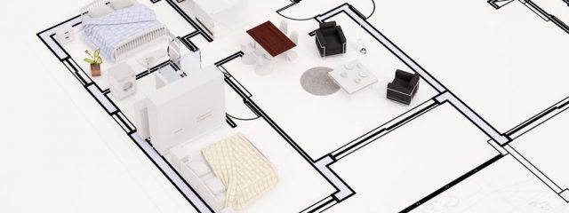 寝室の大きさやサイズに合わせた正しいベッドの選び方