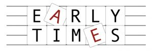 アーリー・タイムス アルファのロゴ