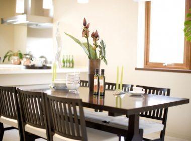 ダイニングテーブルの基本規格とサイズの基礎知識