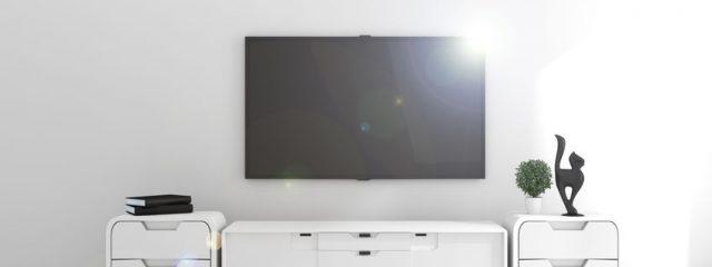 インテリアに調和するモダンなホワイトテレビボードの魅力