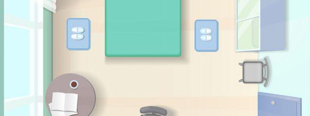 フロアベッドで作る 快適な寝室のレイアウトとゾーニング