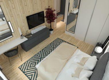 部屋の形状を考慮したフロアベッドのサイズと選び方