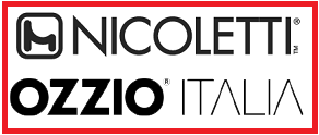 ニコレッティとオッジオのロゴ