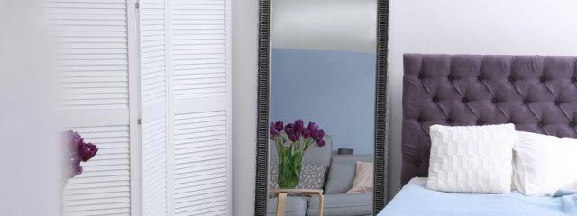 大型鏡で部屋の奥行き倍増!?ウォールミラーのインテリア活用法