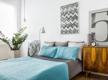 ベッドまわりと寝室全体のトータルコーディネートのポイント