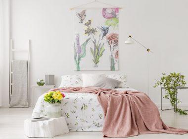 ベッドカバーの選び方と部屋の雰囲気との合わせ方