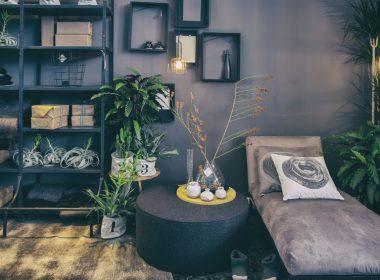 一人用カウチソファで一人暮らしのお部屋が安らぎの空間に