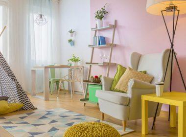 かわいいインテリア雑貨&小物で遊び心満載のお部屋を作る