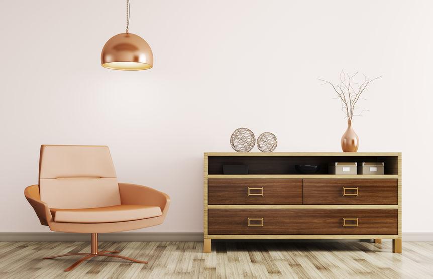 リビングに置いても違和感なし!機能性の高い収納家具の活用法2