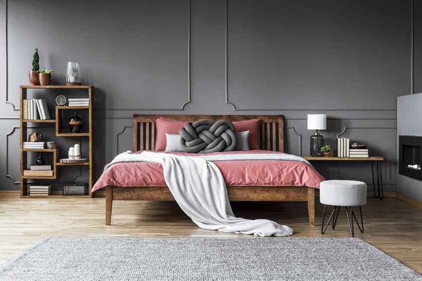 安眠のカギは色にあり!?ぐっすり眠れる寝室のカラーコーディネート2