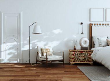 寝室を彩る照明やインテリア雑貨の活用コーディネート