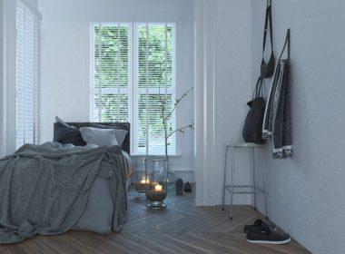 狭くても大丈夫!オシャレで魅力的な寝室コーデの作り方