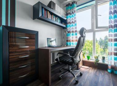 【男前インテリア】デスクや椅子にこだわる書斎コーディネート