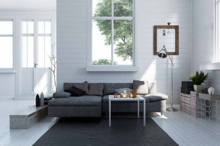 シンプルな「背もたれなしソファ」でお部屋を広く見せよう3