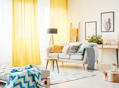 【部屋別・スタイル別】お部屋の雰囲気に合わせたカーテンの色選び