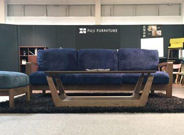 成形合板技術を得意とする数少ない家具メーカー「冨士ファニチア」